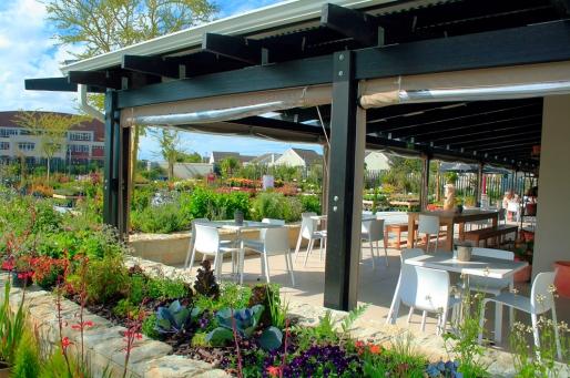 Starke Ayres Garden Centre Restaurant West Coast Village nursery landscaping flowers plants soil seeds